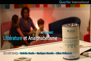 Analfabetismo en Quebec