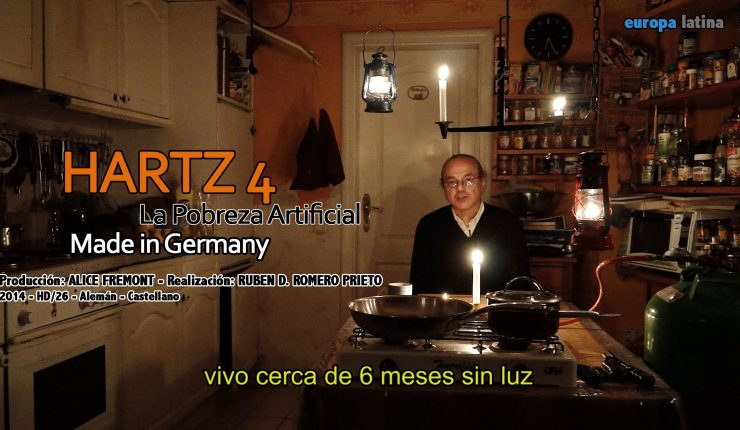 pobreza artificial alemania