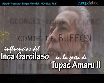 El Inca Garcilaso y Tupac Amaru