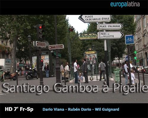 Entrevista con el escritor Santiago Gamboa