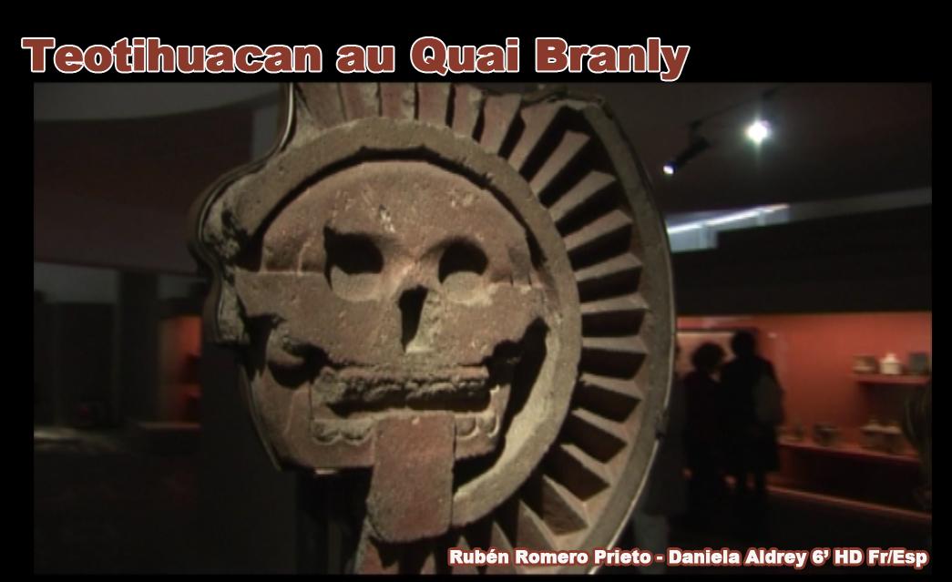 Teotihuacan Museo de Quai Branly