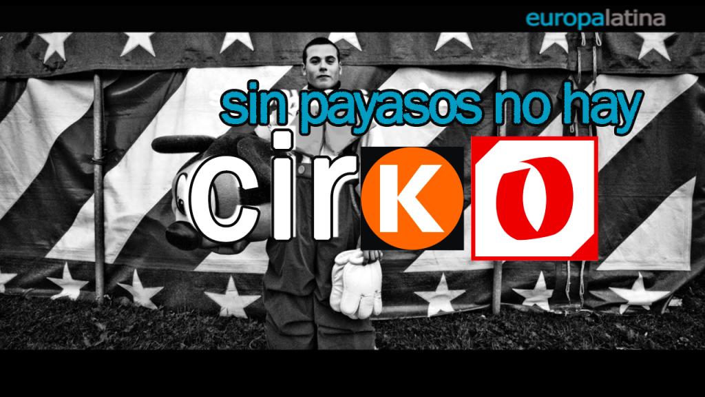 circo electoral peruano