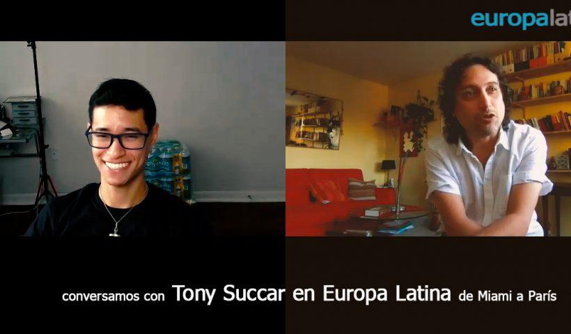 Tony Succar conversa con Rubén Romero