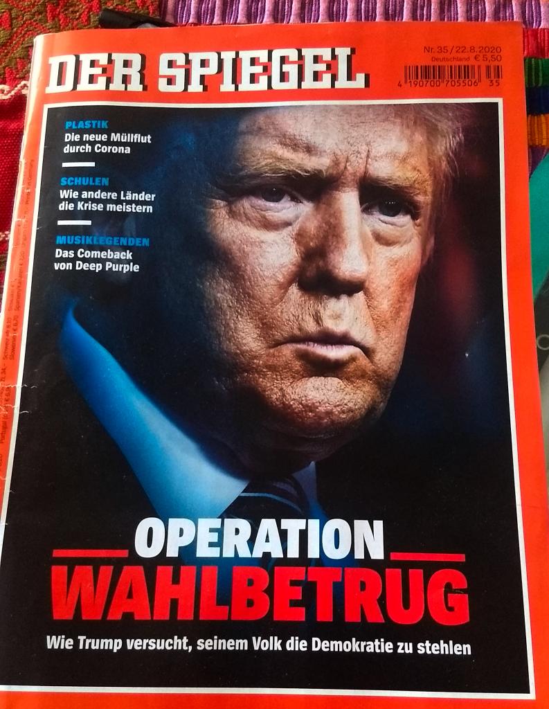 Fraude Electoral de Trump