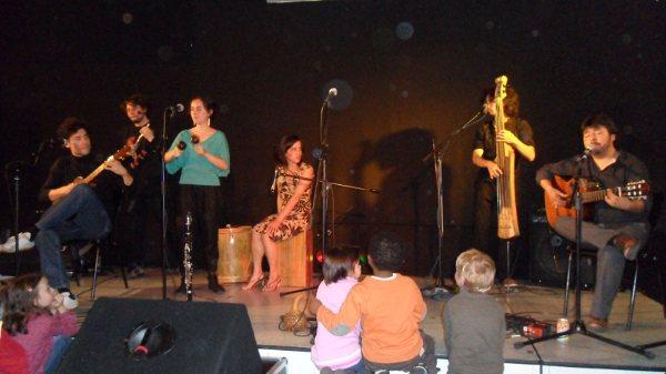 Cántaro música de raíz  latinoamericana
