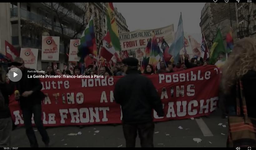 La Gente Primero : franco-latinos à Paris