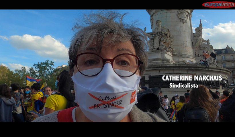solidaridad internacional con colombia