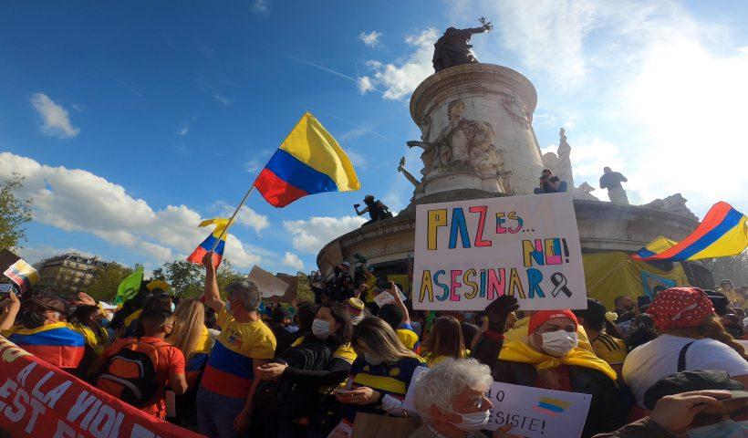 colombia harta del neoliberalismo
