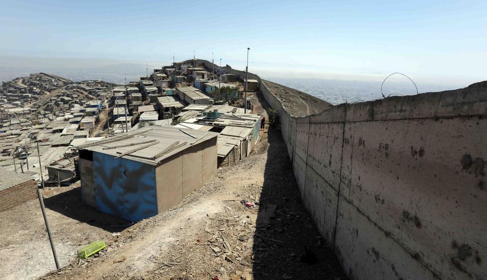 muro de la vergüenza lima