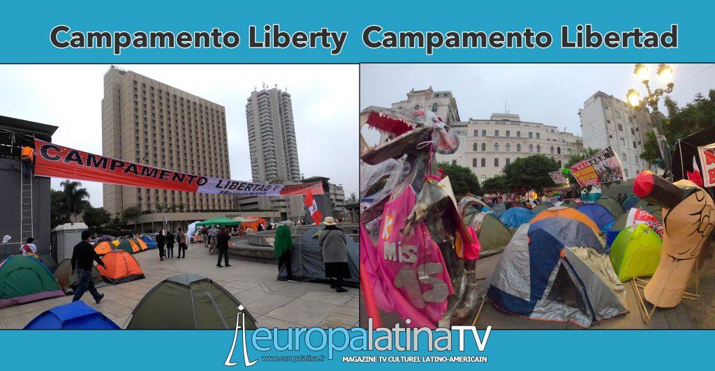 Campamento Liberty Campamento Libertad